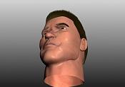 Modelado cabeza Terminator  arnold Swarzenneger   T-101 -perspectiva_inferior.jpg