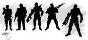 Quiero ilustrar  EdiaN -siluetas-soldado.jpg