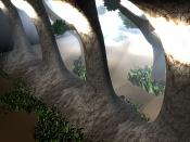 Una de granjas hidroponicas y naves-vegetal en busca de otros planetas para colonizar-bionave-test2.jpg