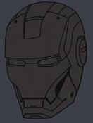 Dibujo Iron Man -iron1.jpg