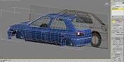 Mi primer modelado Peugeot 306-carroceriasinpulir.jpg