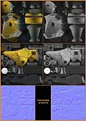** creando mi nuevo port-folio3d **-texturessheets.jpg