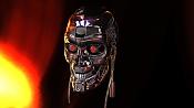 Modelado cabeza Terminator  arnold Swarzenneger   T-101 -env_01.jpg