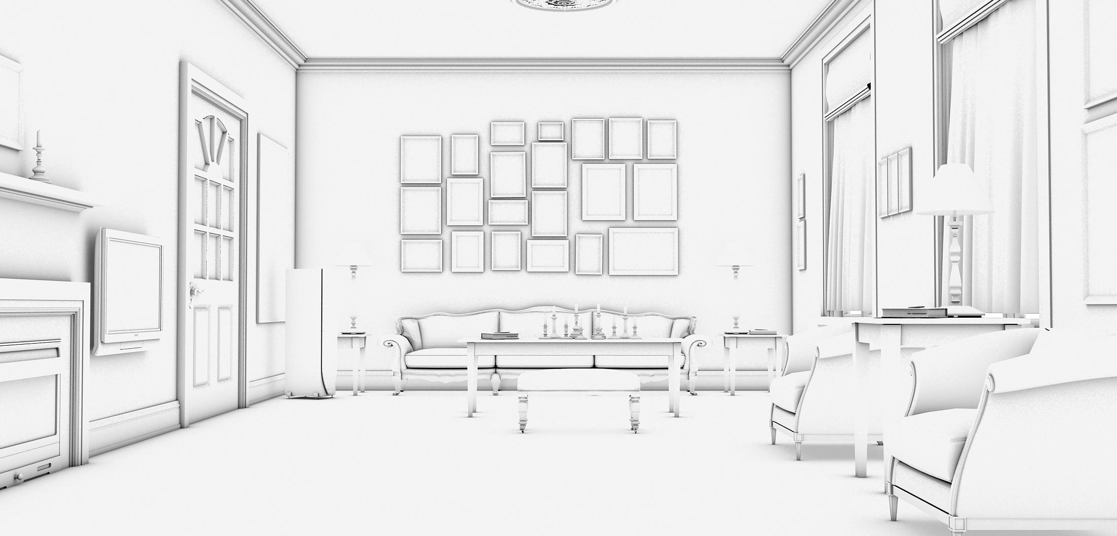 Infoarquitectura-Interior-Classic Dinning Room-aaook.jpg