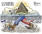 Democracia real ya-la_marcha_de_la_tirania.jpg