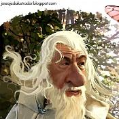 Gandalf VS  abejonejo  -gandalf_vs_abejonejo_joseojeda_detalle01.jpg