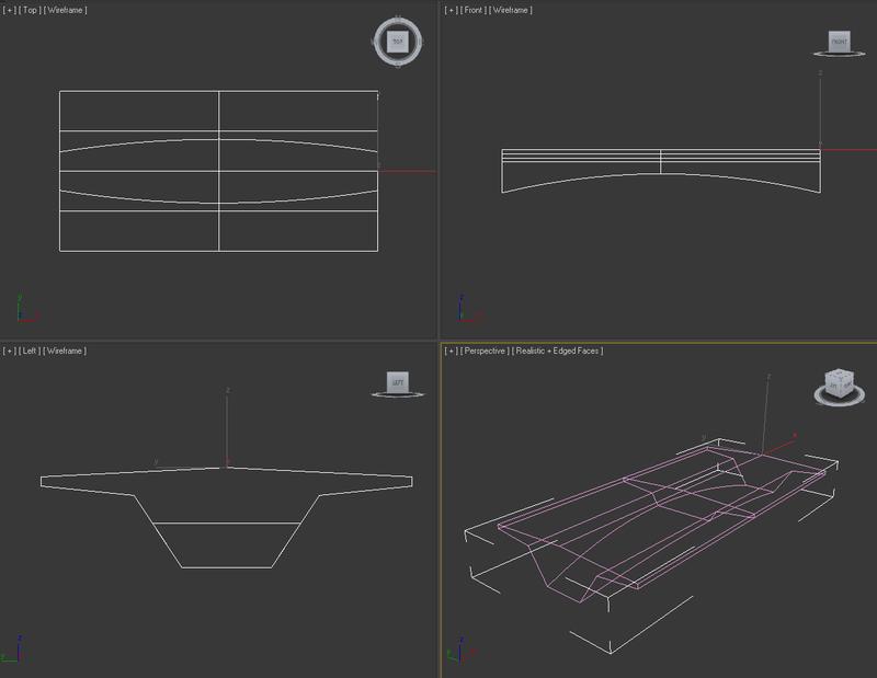 como modelar un puente viga de seccion variable -splinesz.png