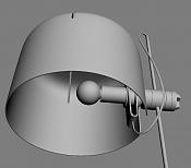 Hardsurface Modeling   Problema  -lampfinishedgf2.jpg