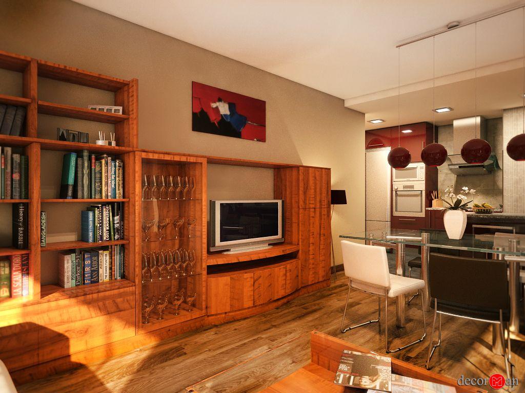 Dise o de interiores en 3d de vivienda en madrid - Diseno interior madrid ...