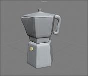 10ª actividad de modelado: Pequeños objetos cotidianos -cafeteraee0.jpg