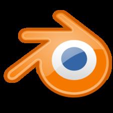 Blender Portable 2 61  64 bits -blender_logo.png