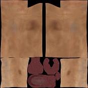 Escultura humana Rig gratuito  desnudez, planeando rig de musculos reales, BlenRig -paintgroup2.jpg