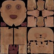 Escultura humana Rig gratuito  desnudez, planeando rig de musculos reales, BlenRig -8kcolor.jpg