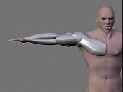 Escultura humana Rig gratuito  desnudez, planeando rig de musculos reales, BlenRig -mus1.jpg