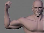 Escultura humana Rig gratuito  desnudez, planeando rig de musculos reales, BlenRig -mus3.jpg