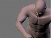Escultura humana Rig gratuito  desnudez, planeando rig de musculos reales, BlenRig -mus6.jpg