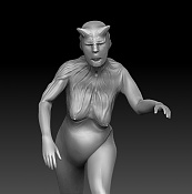Old monster zbrush modeling-oldmonster.jpg