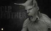 Old monster zbrush modeling-wallpaper01oldmother.jpg