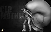 Old monster zbrush modeling-wall4.jpg