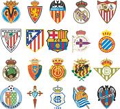La Liga del futbol  2008 09-futbolor6.png