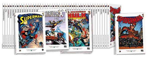 Vendo Coleccion   Grandes Heroes Del Comic  -dibujojm5.jpg