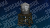 Torre De agua antigua By Un Novato SXVBaKa-watertowerfinal.jpg