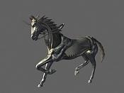 Cyborg Elf Wip-horsesometextures.jpg