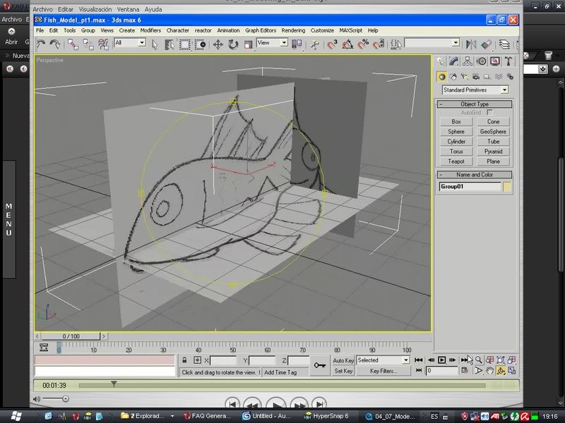 Imagen guia para modelar 3d studio max for Modelar habitacion 3d max