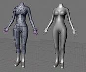 Modelando un personaje Low Poly  ayuda con las articulaciones -lowpolycharacter1.jpg