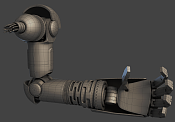 soldado biomecanico-Steampunk Style-wire-arm-left.png