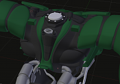 Mi primer proyecto en blender: Vehicle Modeling Series-gcp-2.png