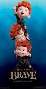 Brave  de Pixar -brave-poster-triplets.jpg