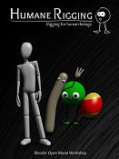Nuevo dvd Blender foundation acerca de rigging: humane rigging DVD-humane_rigging_dvd_cover-20234.png