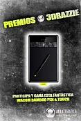 Concurso 3DRazzie: Gana una Wacom Bamboo Pen   Touch-541176_263899213706631_253319024764650_552350_983405657_n.jpg