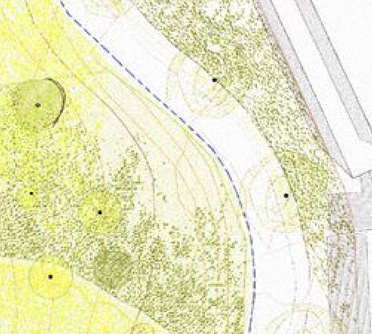 sombreados con efecto disgregado para dibujar arena cesped en un jardin-hispacad.jpg