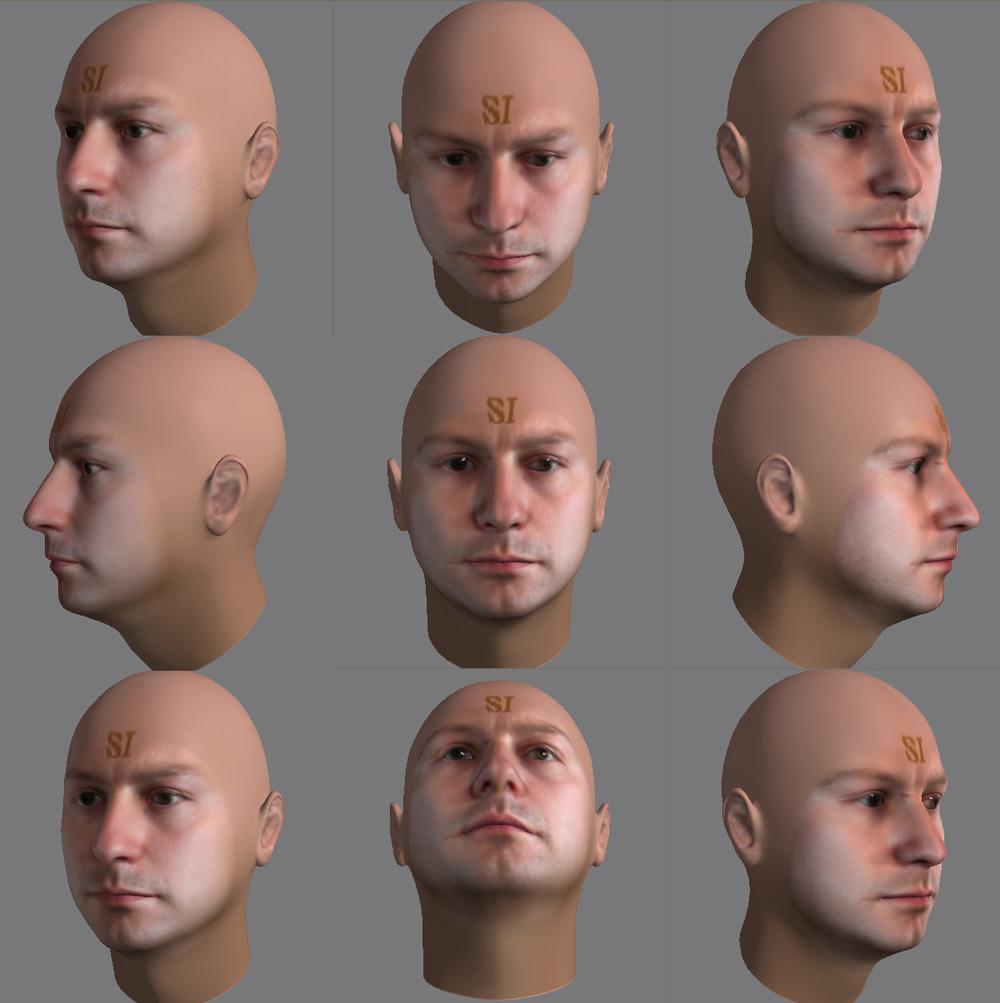 Facegen Modeller Nuestros Trabajos