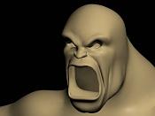 Humano musculoso _ con un toque de monster…-babon-01.jpg