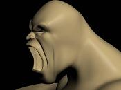 Humano musculoso _ con un toque de monster…-babon-02.jpg