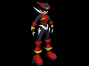 Modelado Low Poly Zero  Megaman -perspective.jpg