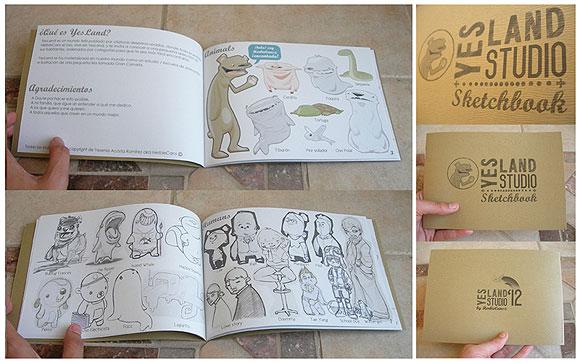 Exposicion de HerbieCans del 5 al 24 de junio en CafeCentral-yesland_sketchbook.jpg