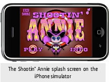 MaKING OF: Shootin' annie-1.jpg