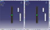 analisis FEM en CaTIa: Barras de herramientas   Load   y   Restraint   deshabilitadas-static-case.png