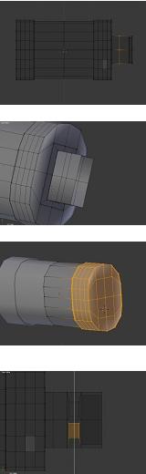 Modeling a Steam punk usb flash drive-4.jpg