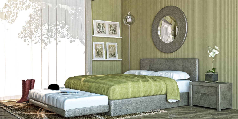 Dise o de dormitorio for Diseno dormitorio