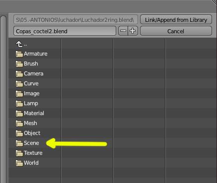 Reubicar la interfaz de Blender-escena1.jpg