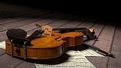 Escena Fotorealista  Competencia Blender Guru -violin005.jpg