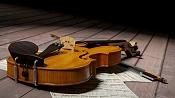 Escena Fotorealista  Competencia Blender Guru -violin006.jpg