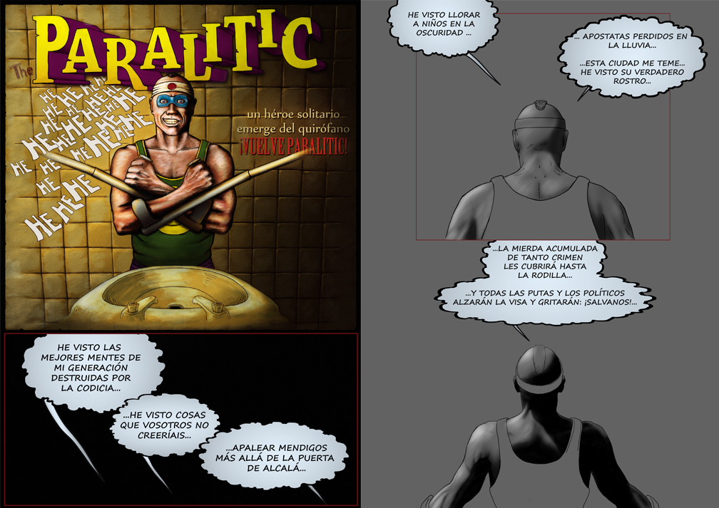 Historia de un superhéroe realización de un cómic atípico desde 0-para-dia.jpg