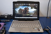 Vendo Tablet Pc HP tx-2620es-encendido.jpg