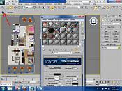 Se opaco toda la ventana, objetos y el editor de materiales-pantalla.png